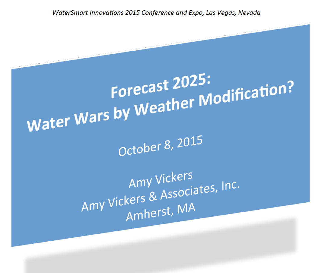 Forecast 2025-Vickers (WSI oct15)